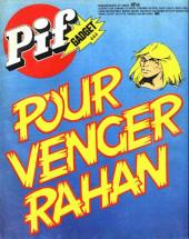 Pif (Gadget) -444- Pour venger rahan