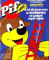 Pif (Gadget) -445- Le dégringolo