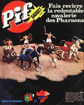 Pif (Gadget) -446- Fait revivre la redoutable cavalerie des pharaons