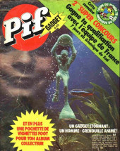 Pif (Gadget) -448- Un homme–grenouille animé !
