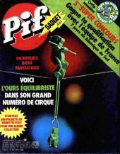 Pif (Gadget) -451- L'ours équilibriste dans son grand numéro de cirque