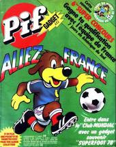 Pif (Gadget) -452- Allez france