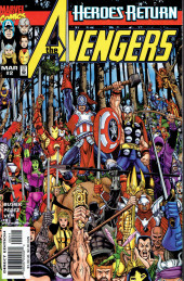 Avengers (The) (1998) -2- Once a Avenger ... - Part 2 - The Call