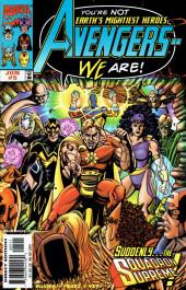 Avengers Vol.3 (Marvel comics - 1998) -5- Accusation most full