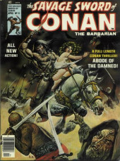 Savage Sword of Conan The Barbarian (The) (1974) -11- Abode of the Damned!