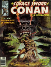 Savage Sword of Conan The Barbarian (The) (1974) -14- Shadow-God of Zamboula