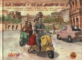 Vieux tacots (motos) -2- La Vespa - « La Guêpe » !