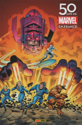 50 ans de Marvel en France - 50 Ans de Marvel en France