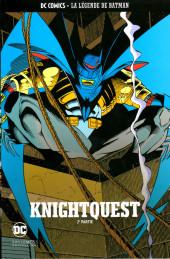 DC Comics - La légende de Batman -3924- Knightquest - 2e partie
