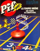 Pif (Gadget) -456- La toupie–sirène