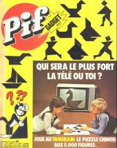 Pif (Gadget) -457- Joue au tangram