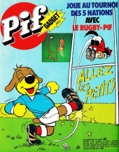 Pif (Gadget) -462- Le rugby-pif