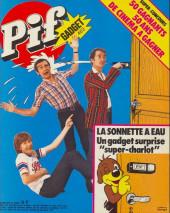 Pif (Gadget) -463- La sonnette à eau