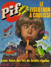 Pif (Gadget) -467- Le ziglotron à coulisse