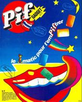 Pif (Gadget) -477- Le pifmatic
