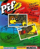 Pif (Gadget) -478- Le collecteur de vignettes mundial 78