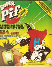 Pif (Gadget) -479- La montre gadget