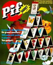 Pif (Gadget) -480- Le jeu des sept familles