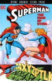 Superman: The Man of Steel intégrales  -INT09- Volume 9