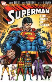 Superman: The Man of Steel intégrales  -INT05- Volume 5