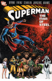 Superman: The Man of Steel intégrales  -INT06- Volume 6