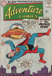 Adventure Comics (1938) -264- The Helpless Hero!