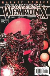 Deadpool (1997) -59- Agent of Weapon X Part 3