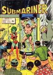 Submariner (Arédit) -5- Mystérieuse Llyra