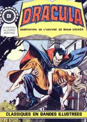 Classiques illustrés (Éditions Héritage) -6- Dracula