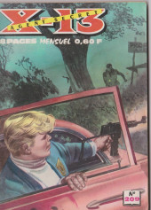 X-13 agent secret -209- Aller et retour