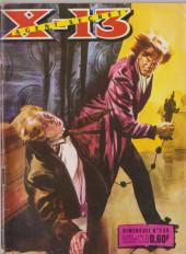 X-13 agent secret -235- Contact Z.H.8