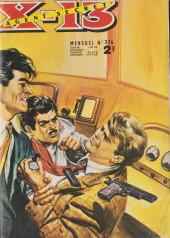 X-13 agent secret -315- Chasse au sous-marins