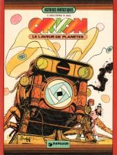 Orion (Gigi) - Le laveur de planètes