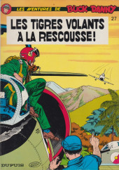 Buck Danny -27b1976- Les Tigres volants à la rescousse !