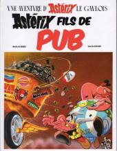 Astérix (Publicitaire) - Astérix fils de pub
