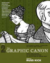 Graphic Canon (The) -2- From Kubla Khan to the Bronte Sisters to The Picture of Dorian Gray