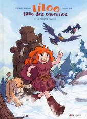 Liloo fille des cavernes -1- La grande chasse