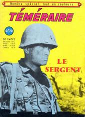 Téméraire (1re série) -HS07- Spécial 10/68 : Le sergent