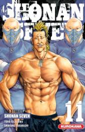 GTO Stories - Shonan Seven -11- Tome 11