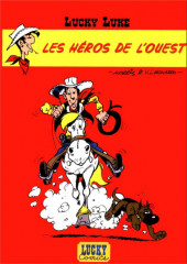 Lucky Luke (Pub et Pastiches) -McDo- Les héros de l'Ouest