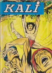 Kali -57- Le fils de la jungle