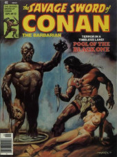 Savage Sword of Conan The Barbarian (The) (1974) -22- Pool of the Black One
