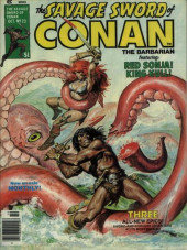Savage Sword of Conan The Barbarian (The) (1974) -23- Torrent of Doom