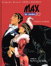 Max - Les Années 20 -2- Fox-Trot sur une Tombe