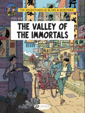 Blake and Mortimer (The Adventures of) -25- The valley of the immortals