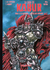 Kabur (Hexagon Comics) -6- Le faucheur - La voix des Sortakhi