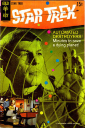 Star Trek (1967) (Gold Key) -3- Automated Destroyers!