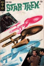 Star Trek (1967) (Gold Key) -4- An Alien Form Invades the Enterprise through Spock's Mind!