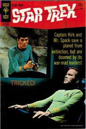 Star Trek (1967) (Gold Key) -5- Tricked!