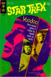 Star Trek (1967) (Gold Key) -7- Voodoo